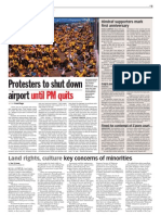TheSun 2008-11-26 Page05 Protesters to Shuy Down Airport Until PM Quits