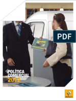 Políticas Comerciales 2012