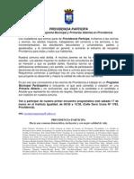 invitacion providencia participa