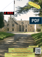 2012 Oxfordshire & the Cotswolds Signpost Magazine
