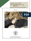 Resúmenes de avistajes de especies de vertebrados de valor especial de los Parques Nacionales patagónicos Argentinos