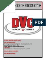 Catalogo de Productos 2