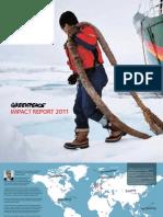 Greenpeace UK Impact Report 2011