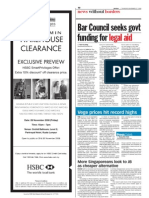 TheSun 2008-11-27 Page10 Bar Council Seeks Govt Funding for Legal Aid