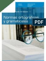 Manual de Normas Ortograficas y ales