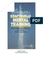 Kurt Tepperwein - Kraftquelle Mental Training