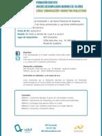 Comunicación y Marketing Publicitario 2.0