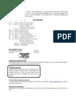 Bulletin for 4th Sunday of Lent