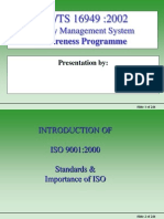 ISO-TS Presentation
