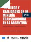 Extractos del libro ¨15 mitos y realidades de la minería trasnacional en la Argentina¨