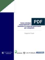 Rapporto TEH-Ambrosetti_corporate Governance 2010