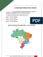 PREVISÕES MERCADO MOVELEIRO 2009