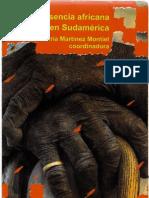Presencia Africana en Suramerica
