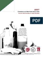 Chemicals 2007