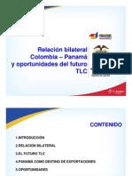 Acuerdo Comercial Colombia - Panamá