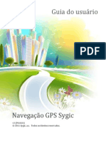 UserGuide Sygic GPS Navigation Mobile v3 PT BR