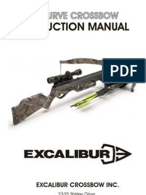 Improvised Crossbow Recurve Manual 2005   Arrow   Bow And Arrow