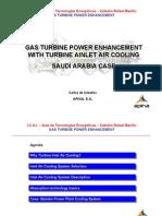 Gas Tubine Power Enhancement-ICAI