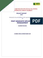 HDFC-Awareness - Financial Planning