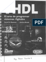 VHDL El Arte de Programar Sistemas Digitales (David G Maxinez)