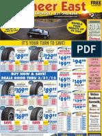 Pioneer East News Shopper, March 19, 2012