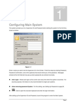 Chap 1 - Configuring Main System