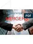 Mergers Ppt