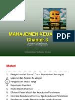 Manajemen Keuangan - Chapter 3