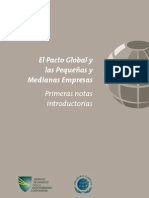 Pacto Global Para PyMES