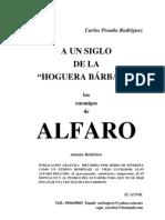 A UN SIGLO DE LA HOGUERA BÁRBARA
