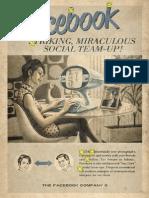 Facebook Public Id Ad Grafica Retro