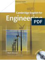 English for EngineeringStudent's Book