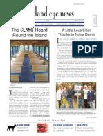 Island Eye News - March 16, 2012