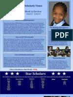 Alma Newsletter - 3-16-12