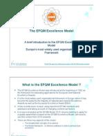 EFQM Excellence Model