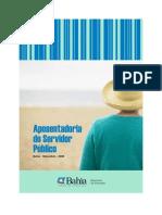 Manual Aposentadoria Servidor Publico