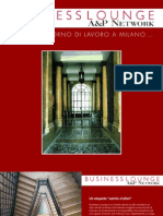 Business Lounge Milano