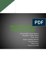 TRANSTORNOS  DE PERSONALIDADE