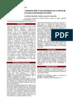 A aplicação da resina Amberlite XAD–4 funcionalizada com α-nitroso-β-naftol na pré-concentração de urânio
