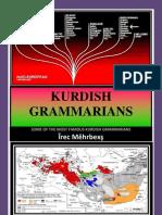 Kurdish Grammarians