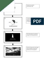 Five Days Storyboard