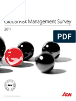 Global Risk Management Survey 2011