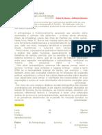 TURISMO E ANTROPOLOGIA