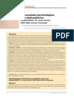 Enfermedades dermatológicas frecuentes en niños