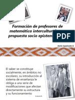 Formación de profesores interculturales