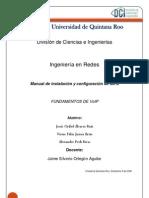 Manual de Sipx