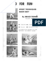 Judo for Fun - Bruce Tenger 1961