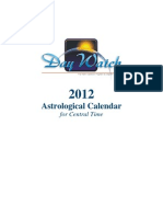 Astrological Calendar