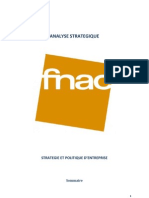 FNAC analyse