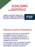 EL SOCIALISMO CIENTÍFICO
